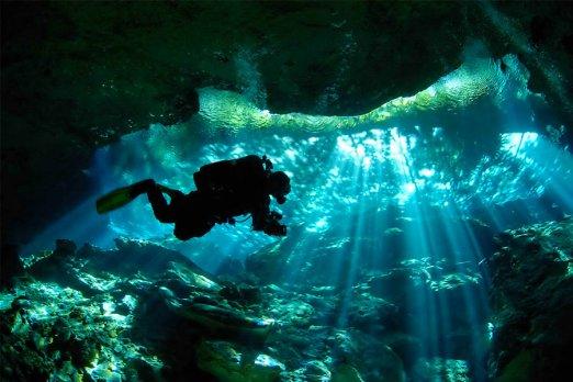 Cenotes Diving Yucatan