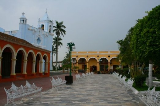 Tlacotalpan Veracruz Mexico