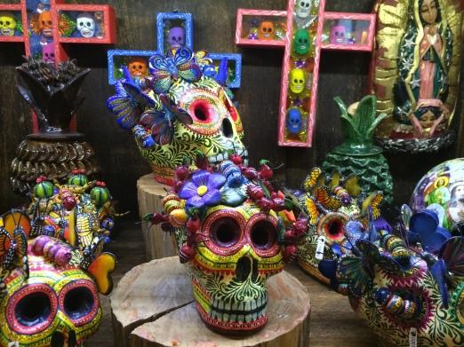 Kunst und Folklore aus Mexiko